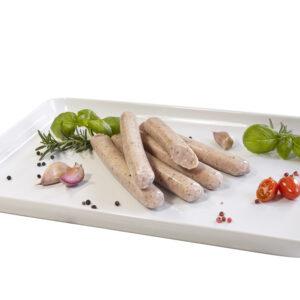 Kiełbaski grillowe białe